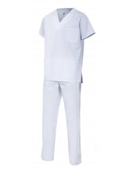Pijama  sanitario unisex.