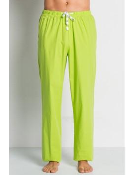 Pantalón  unisex strech color pistacho.