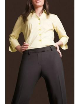 Pantalón bielástico vestir mujer Elastia