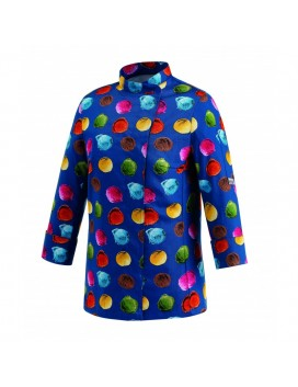 Chaqueta de cocinera WOMAN ICE CREAM